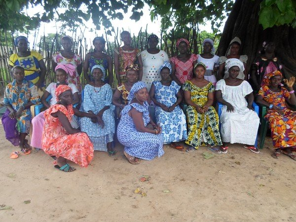 Fatou's Group from Senegal