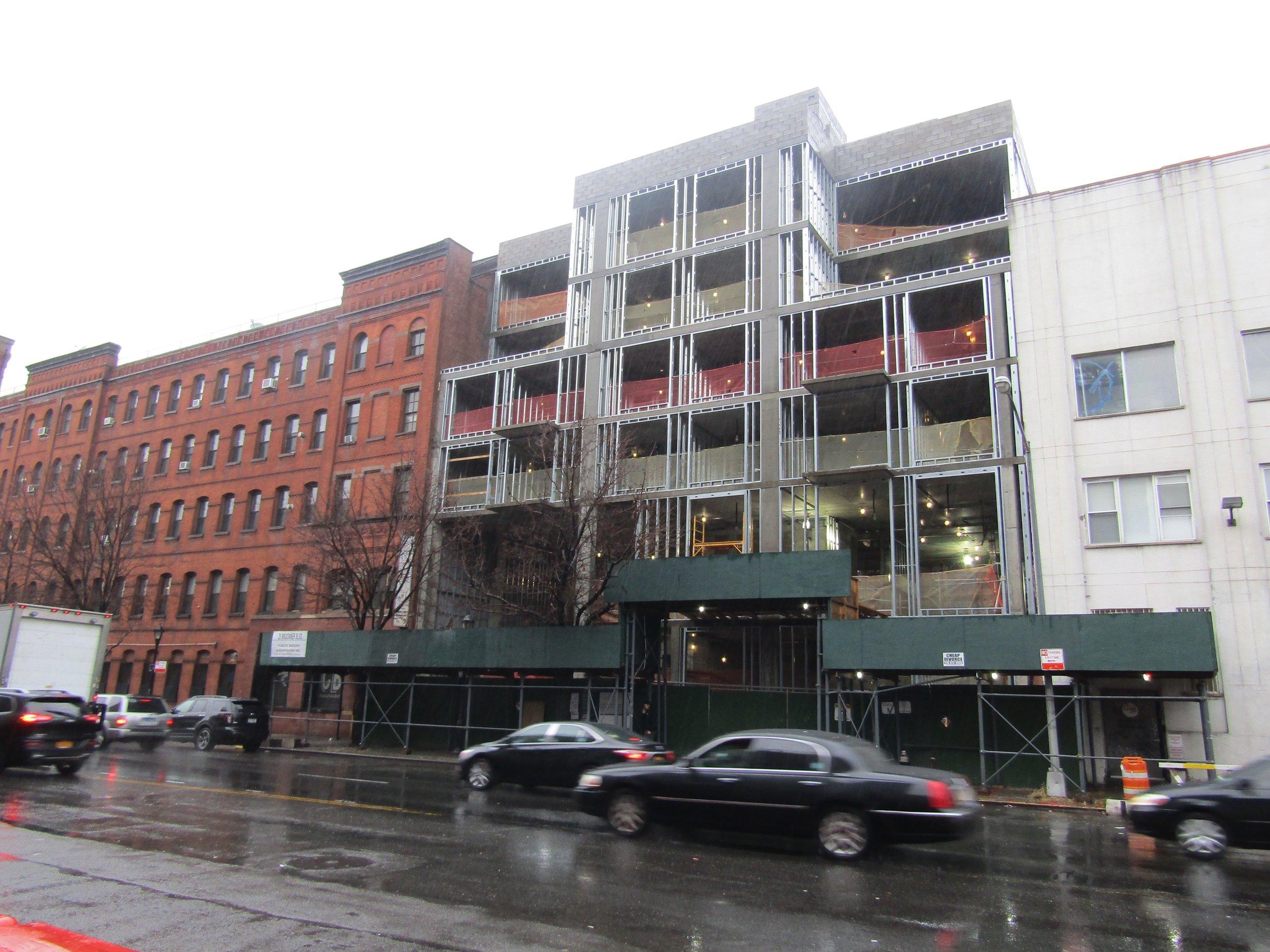 New development by Somerset Partners