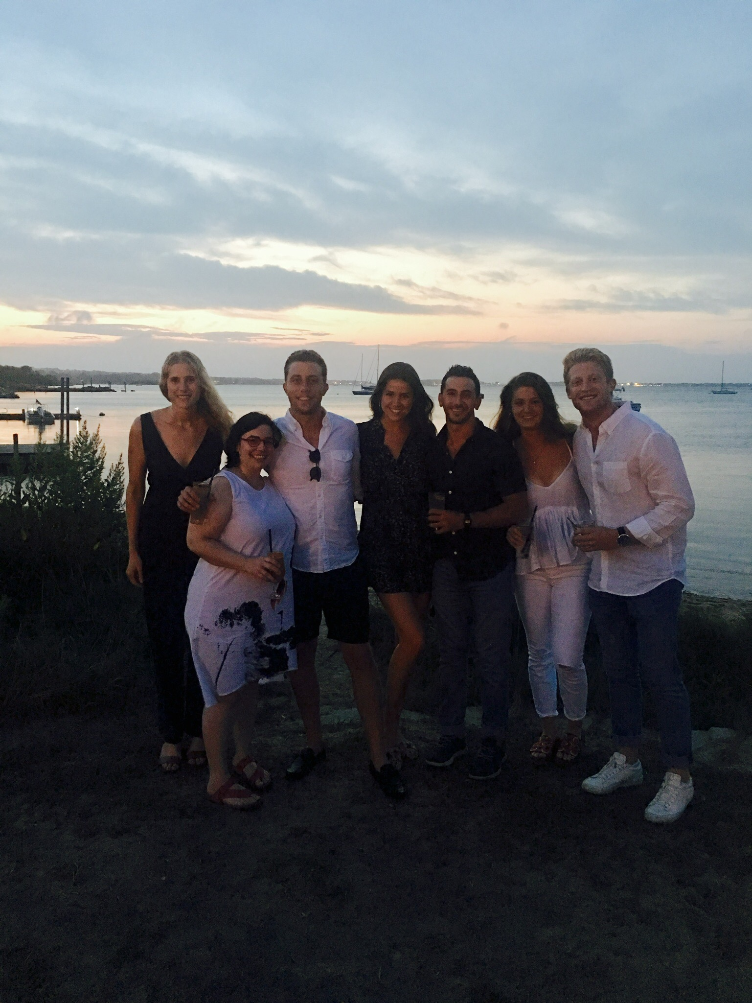 Floored Sales Team in Montauk