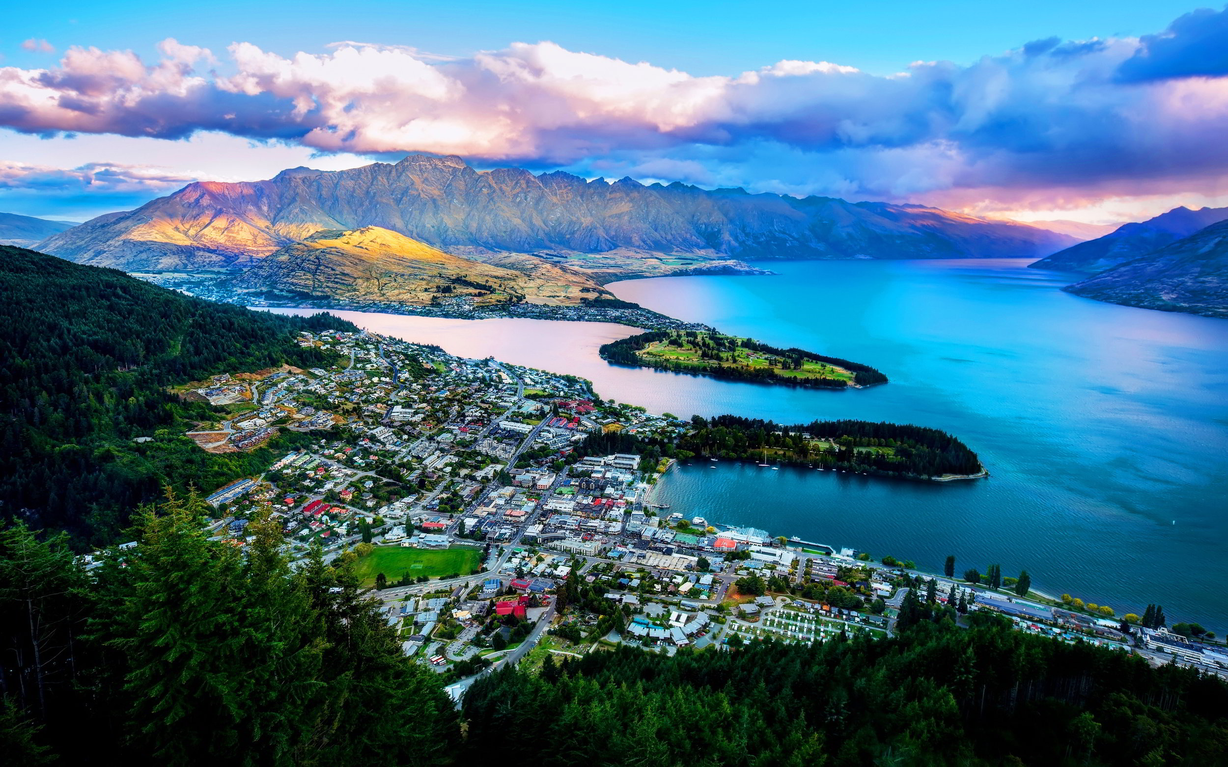 Queenstown NZ, On Deck!
