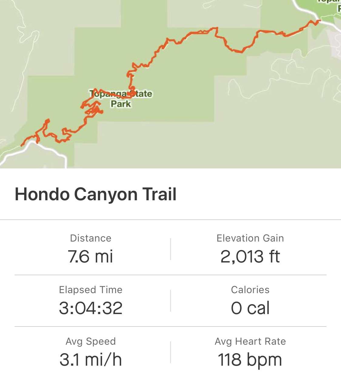 Topanga State Park Hiking - Endless hiking in the Santa Monica Mountains