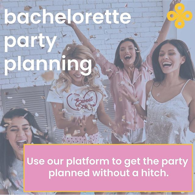 Calling all recently engaged GIRLS, my AMAZING girlfriend @lcharne and her co-founders @theonlyrij & @kimberlyalis0n have OFFICIALLY LAUNCHED #xohappyn for all your bachelorette planning needs. #makeithappyn - Planing your Bachelorette party has never been easier!