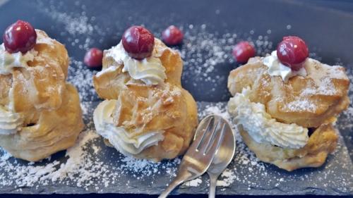 cream-puff-gluten free baking