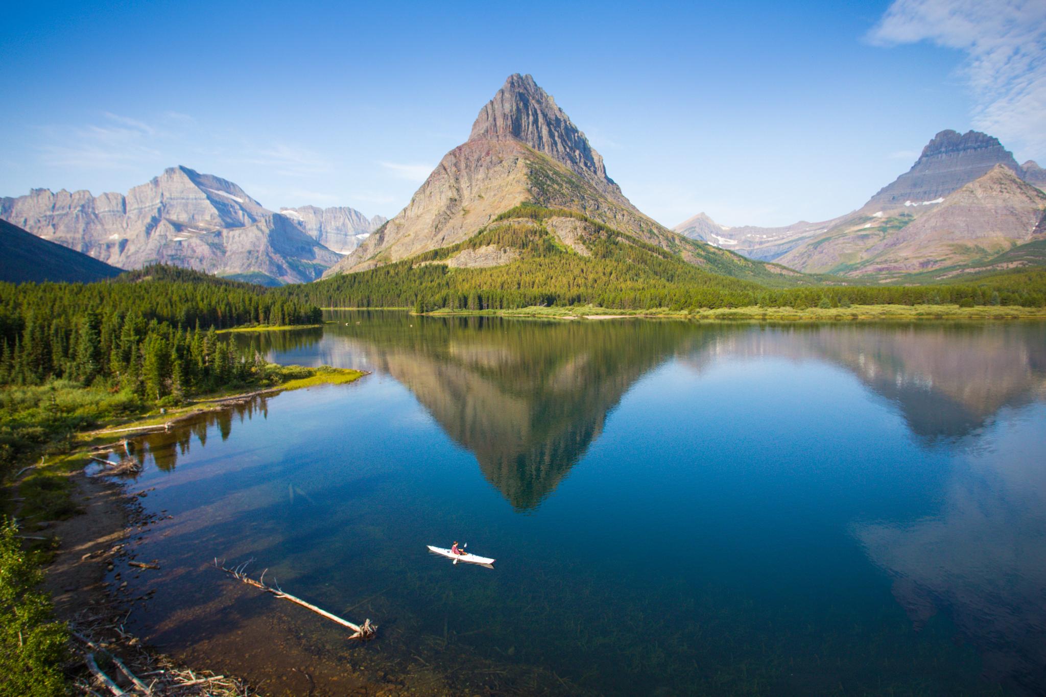 Swiftcurrent lake - Oru.jpg