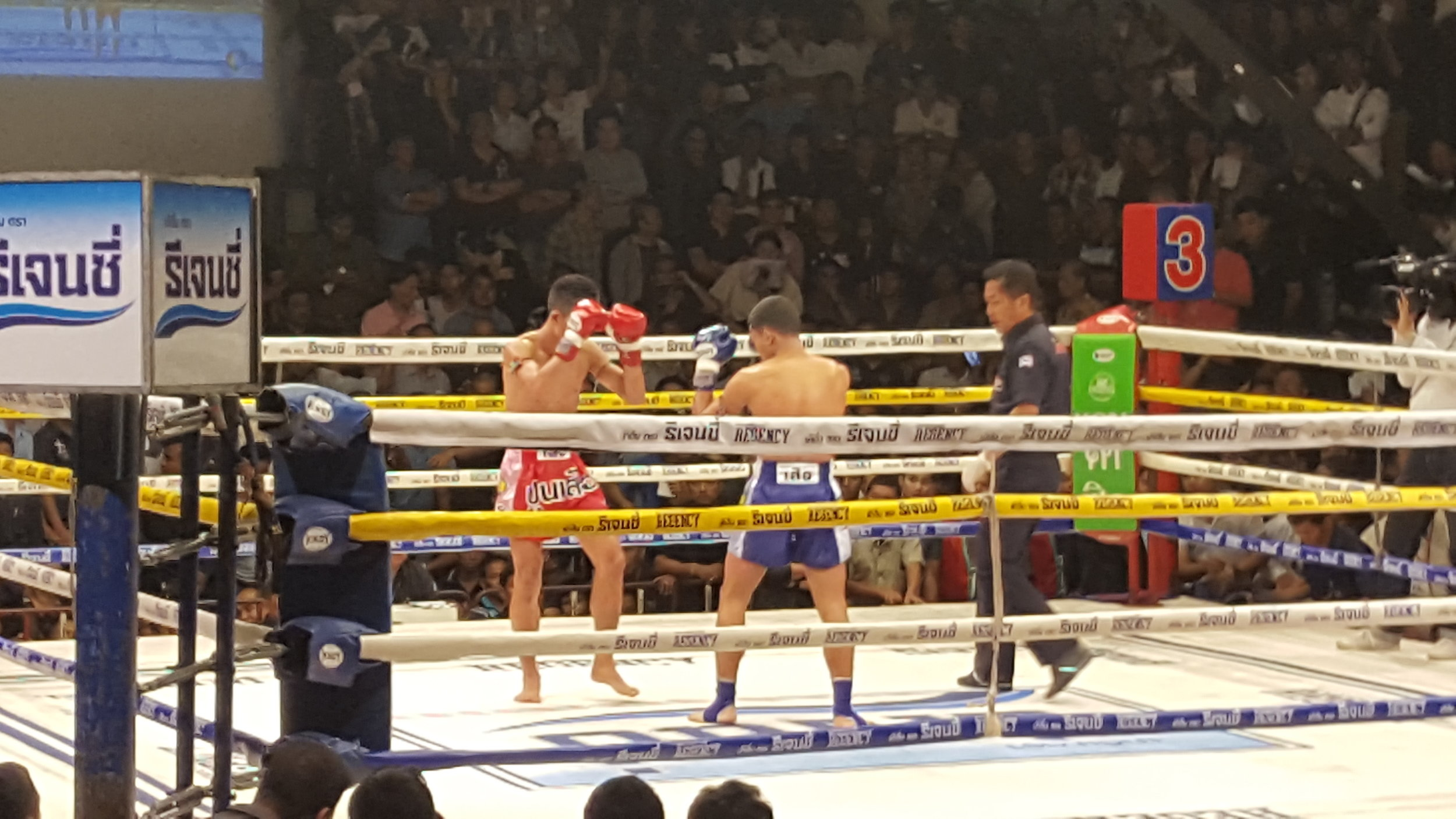 I'll be honest, I wasn't as excited about the Muy Thai fights as Mark, but it was probably one of the most exciting experiences of my life! Read more >>   CLICK HERE