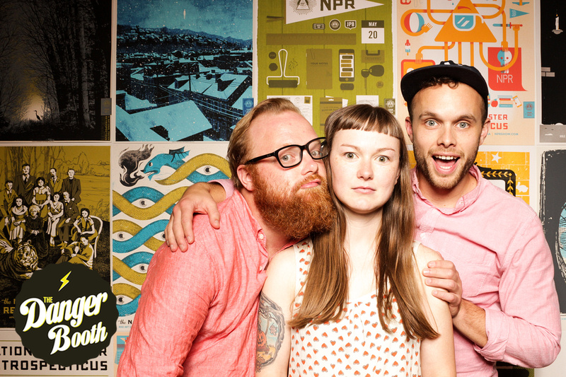 Boston Photo Booth   The Danger Booth