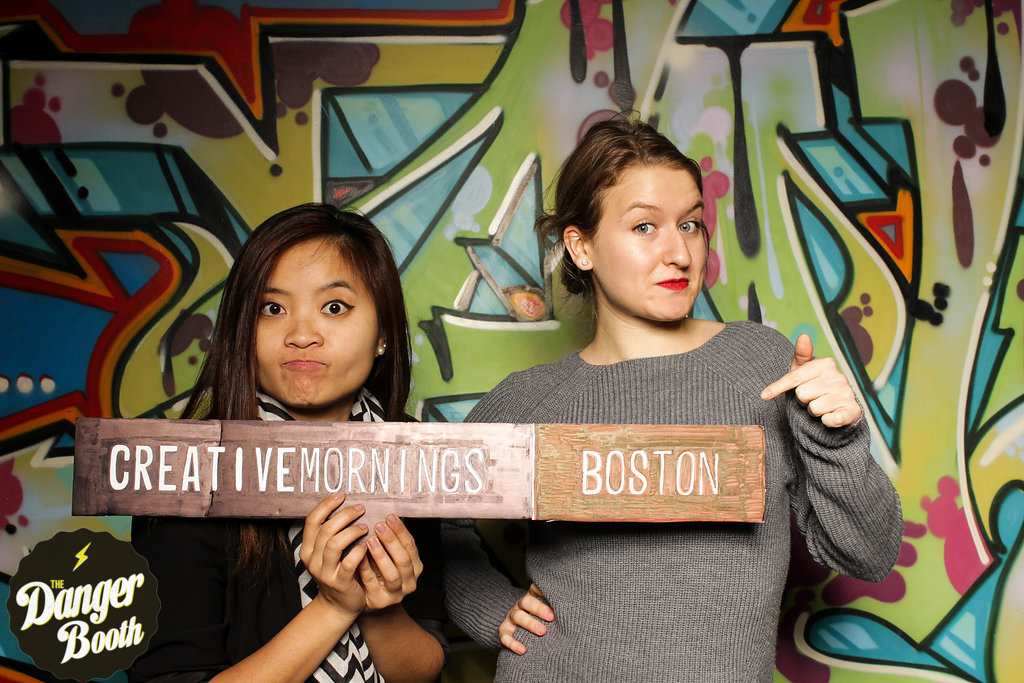 Boston Photo Booth | The Danger Booth