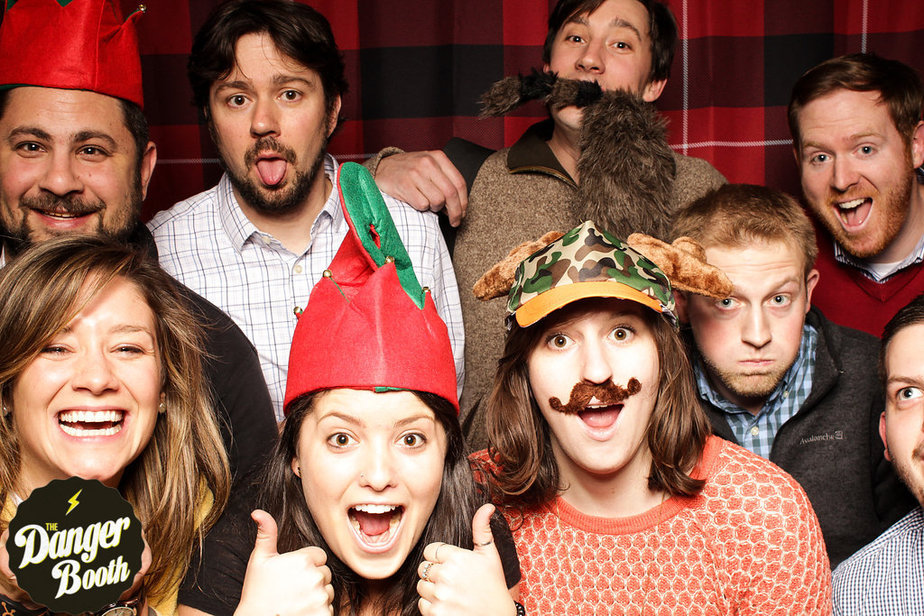 Holiday Photo Booth | The Danger Booth