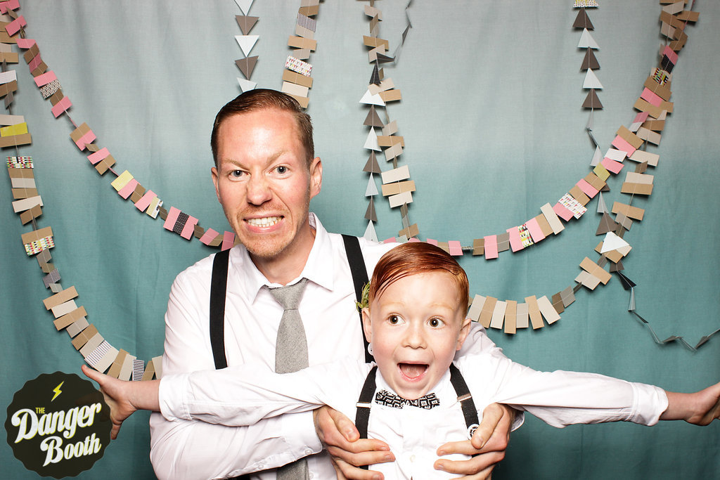 Open Air Photo Booth Rental | The Danger Booth