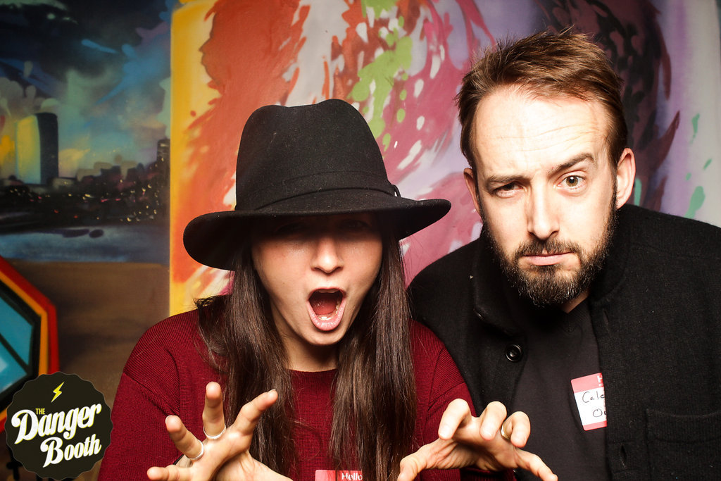 Creative Mornings Photo Booth | The Danger Booth
