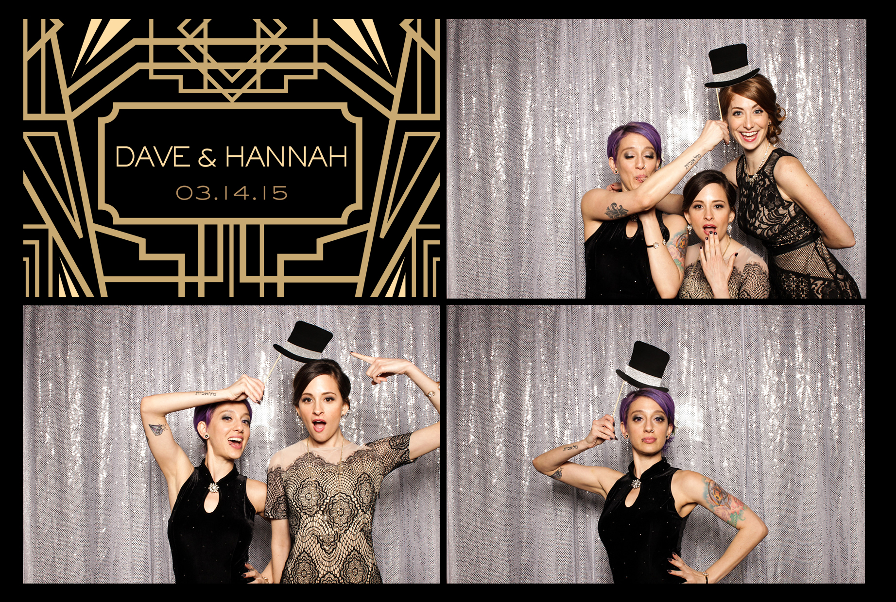 Photo Booth Prints | The Danger Booth | Boston Photo Booth