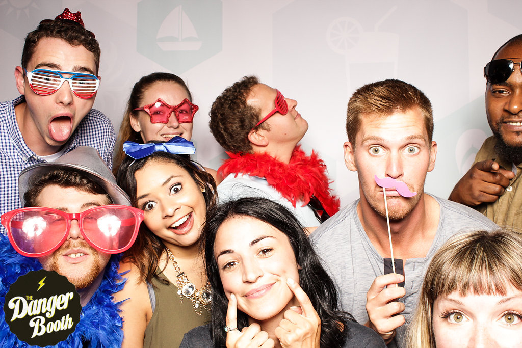 Photo Booth Rental Boston | Boston Photo Booth | The Danger Booth