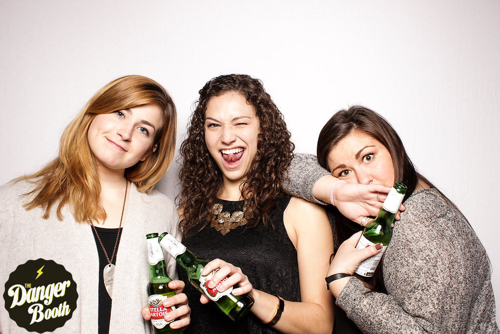Photo Booth Rental Boston | #BostTaste | The Danger Booth