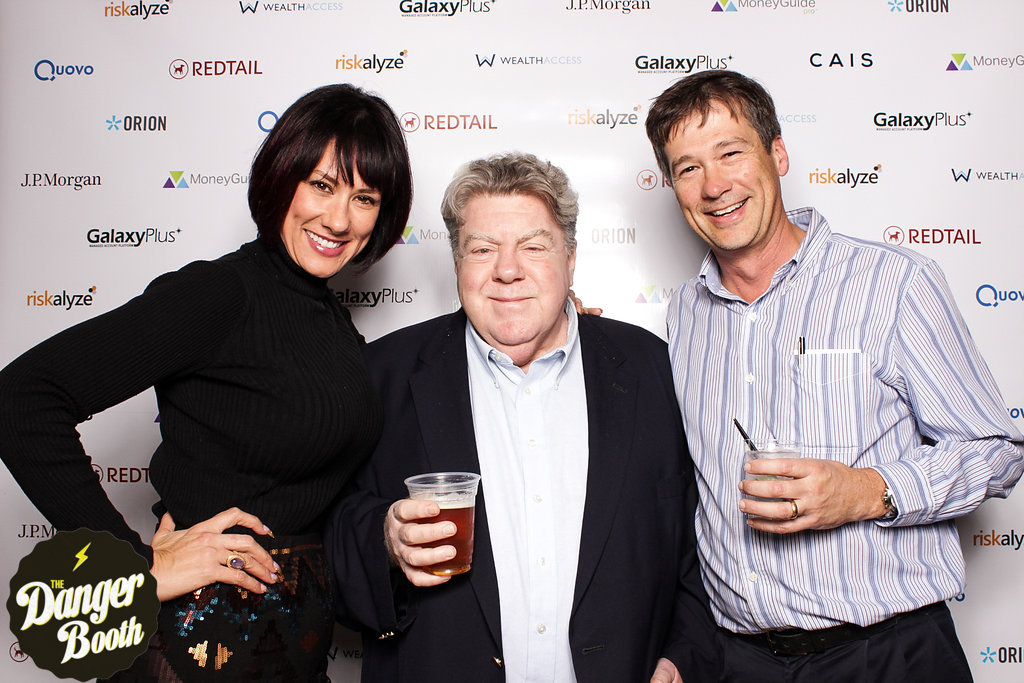 Norm from Cheers | George Wendt | Photo Booth Rental Boston