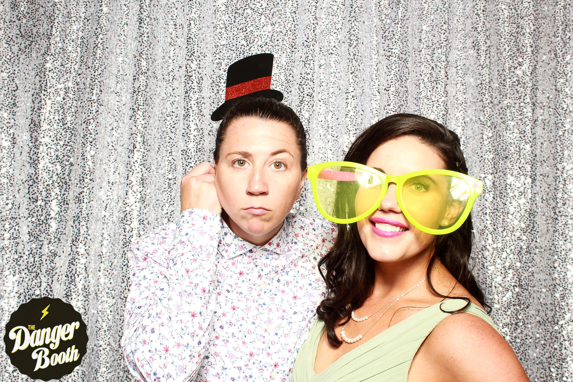 Wedding Photo Booth   The Danger Booth   Best Photo Booth Boston