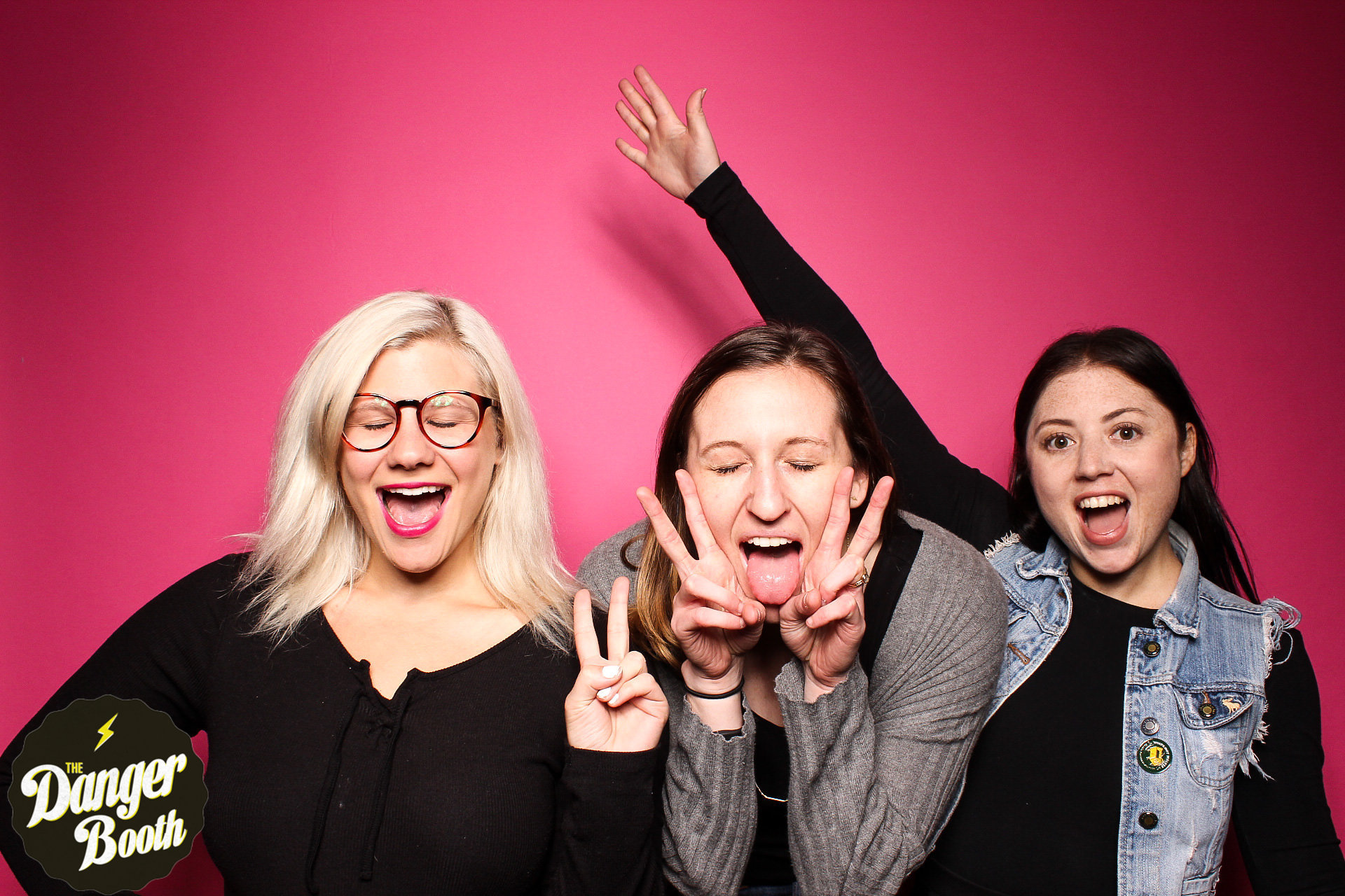 Best Boston Photo Booth | The Danger Booth