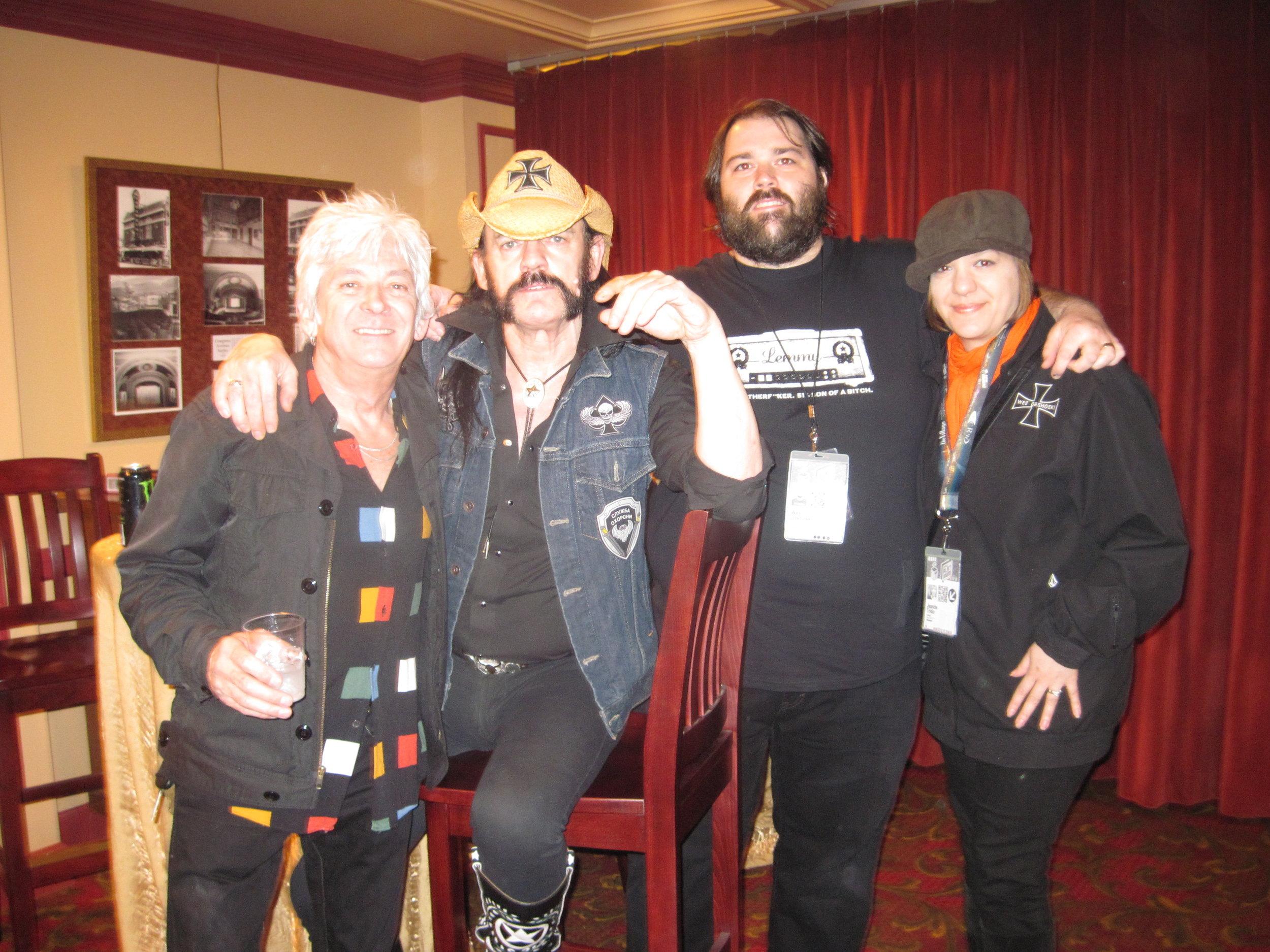 Lemmy film, 3/19/10
