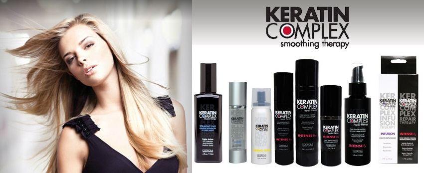 Keratin Complex for  Keratin Hair Straightening Treatment