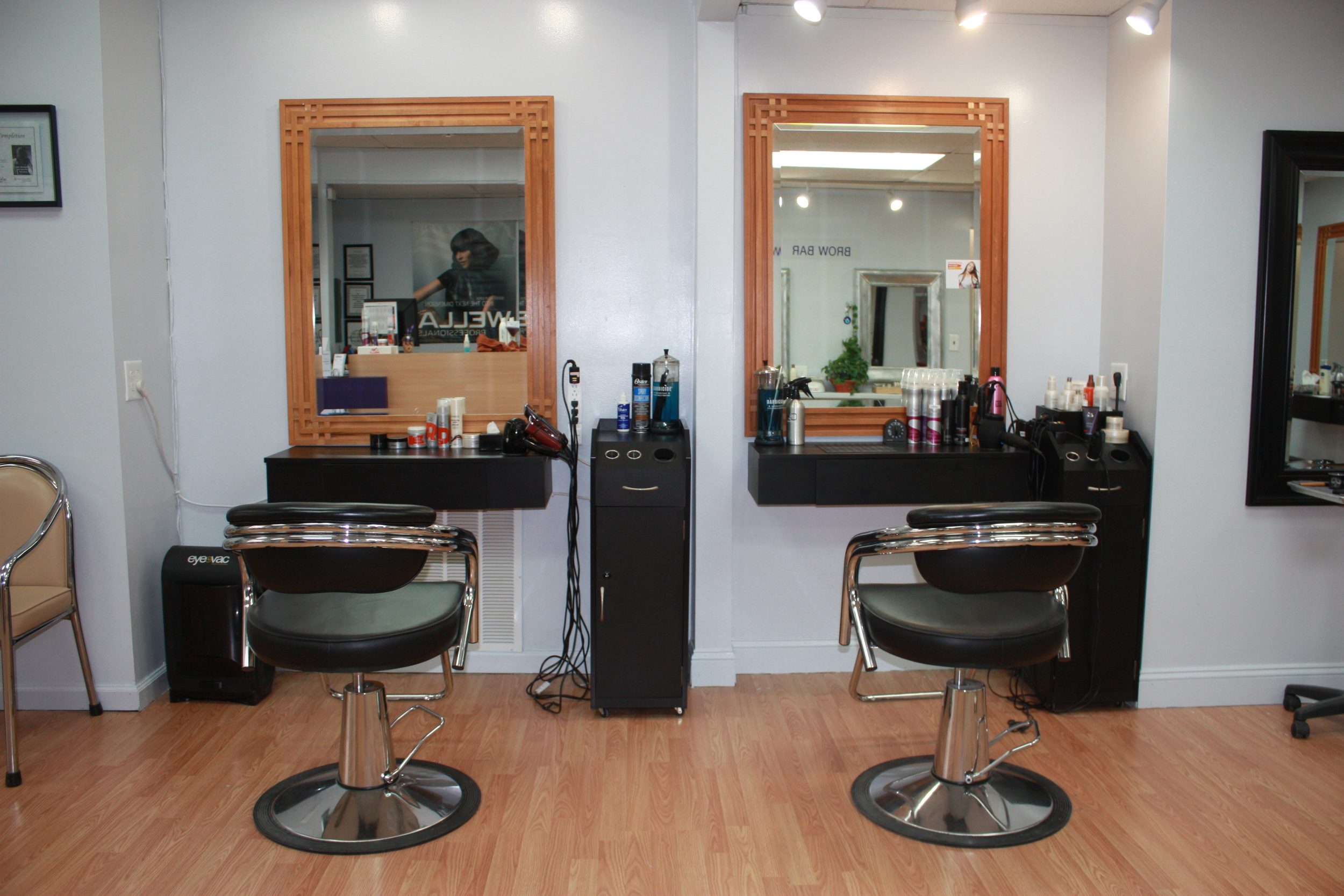 Check out our new salon in the heart of New Brunswick, NJ!
