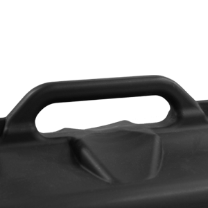Molded top carry handles