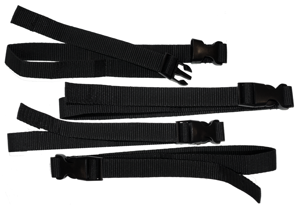 Ski straps for holding your skis together