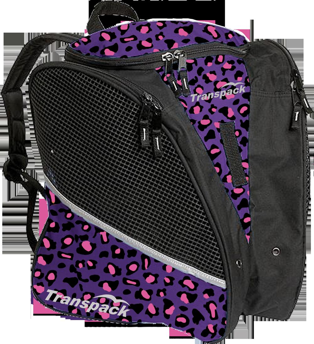 Pink/Purple Leopard   Style: 6682-18
