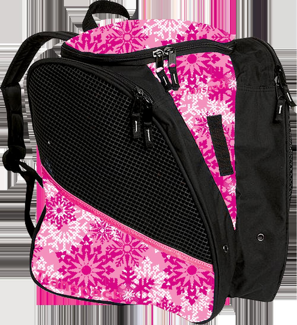 Pink Snowflake  Style: 6682-61