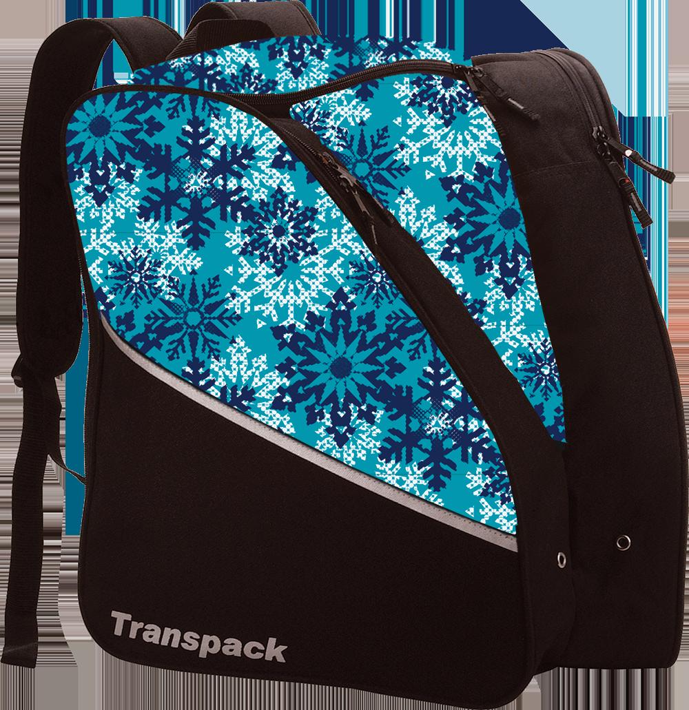Teal Snowflake  Style: 3149-67