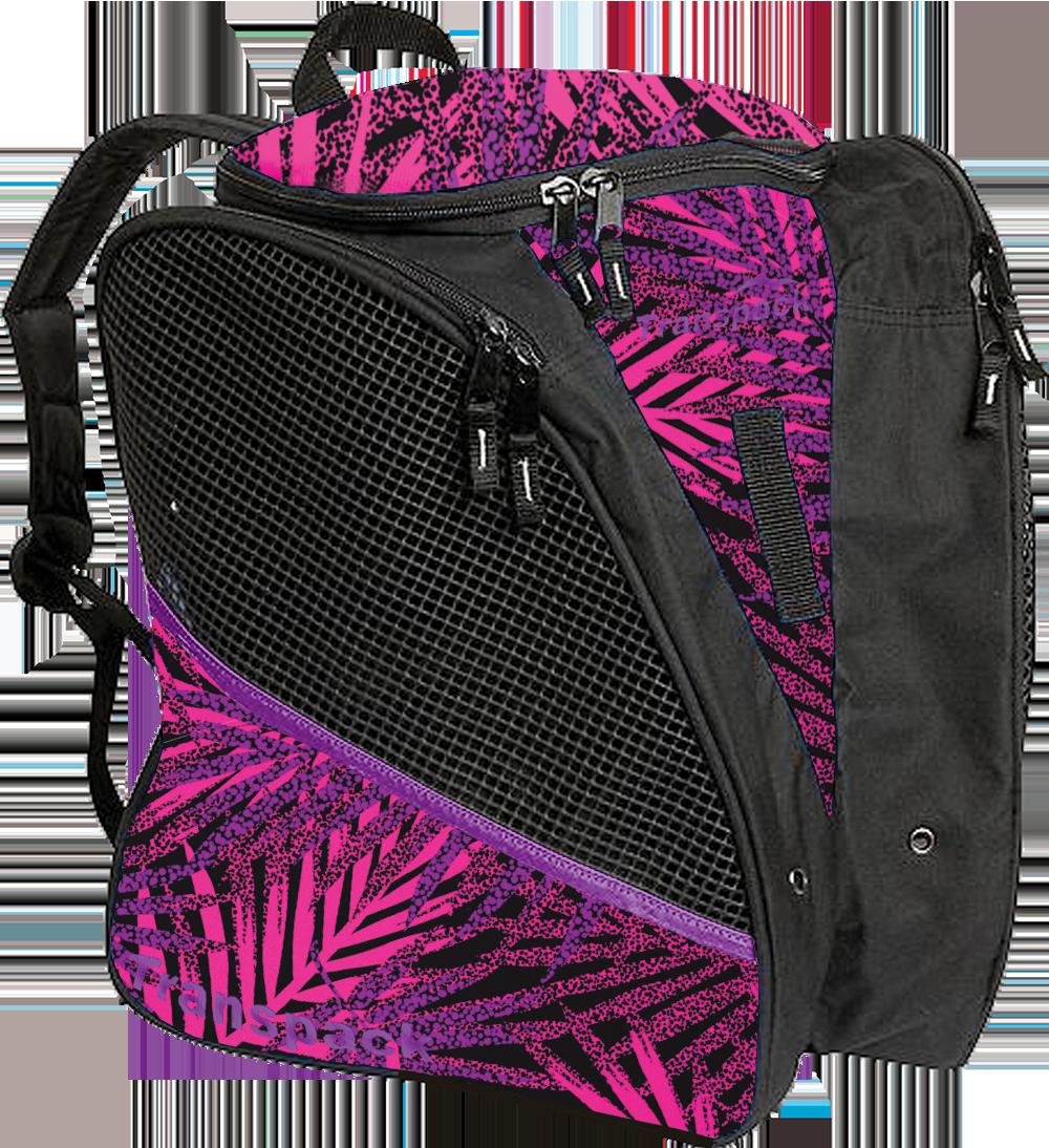 Pink/Purple Palm  Style: 6682-55