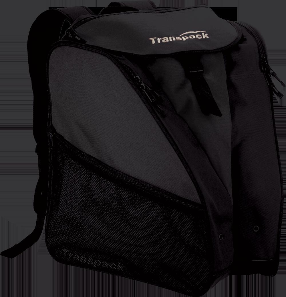 TRANSPACK Snowboard Rolling Convertible Bag Black