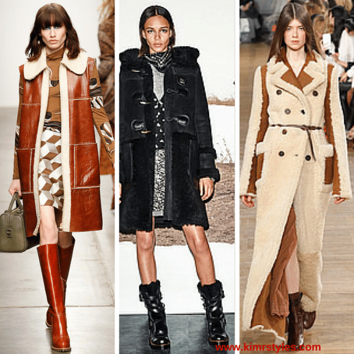 A/W Shearing Trend 2015