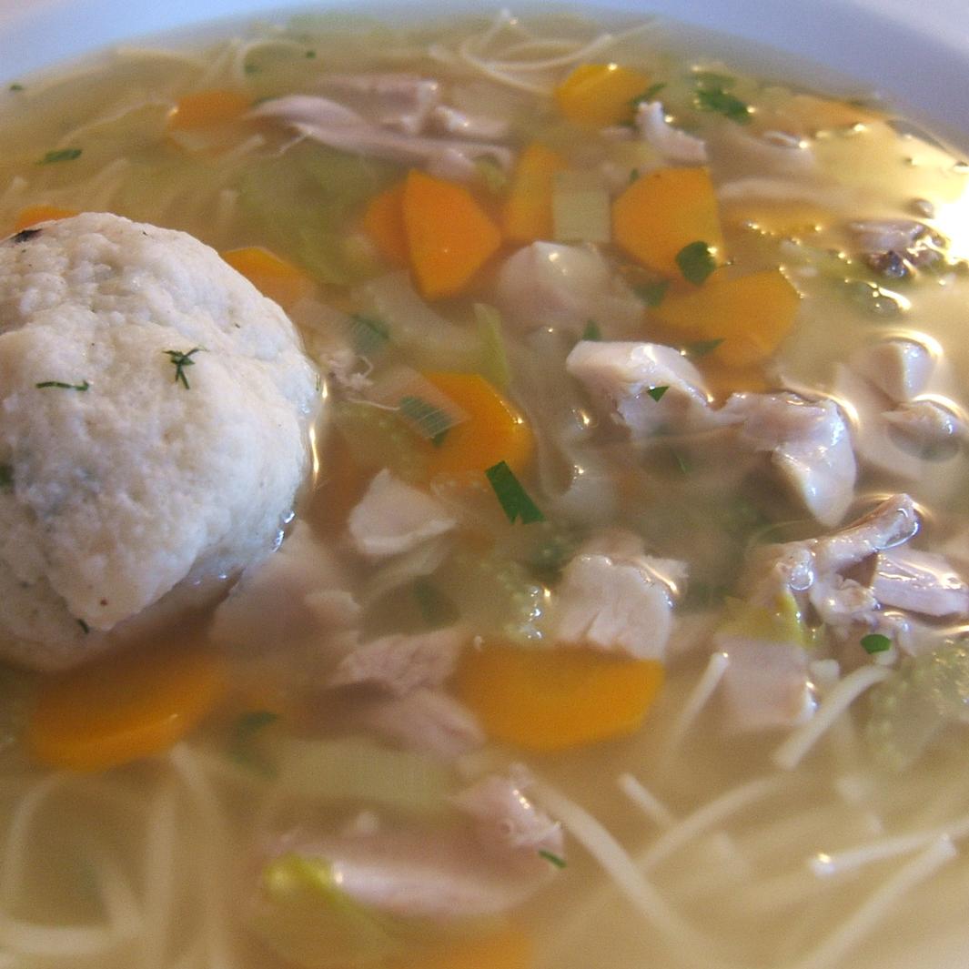 Chicken Soup: $10/qt