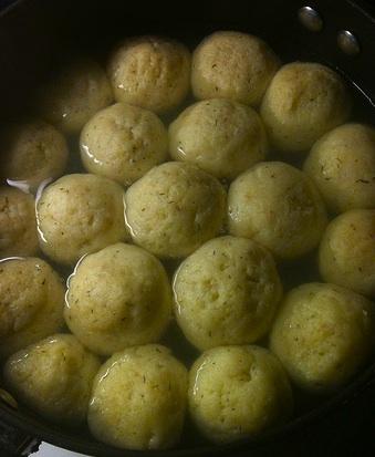 Matzo Balls: $0.85 each