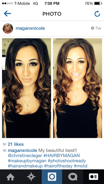 Blow Out & Make Up by Magan Mckittrick