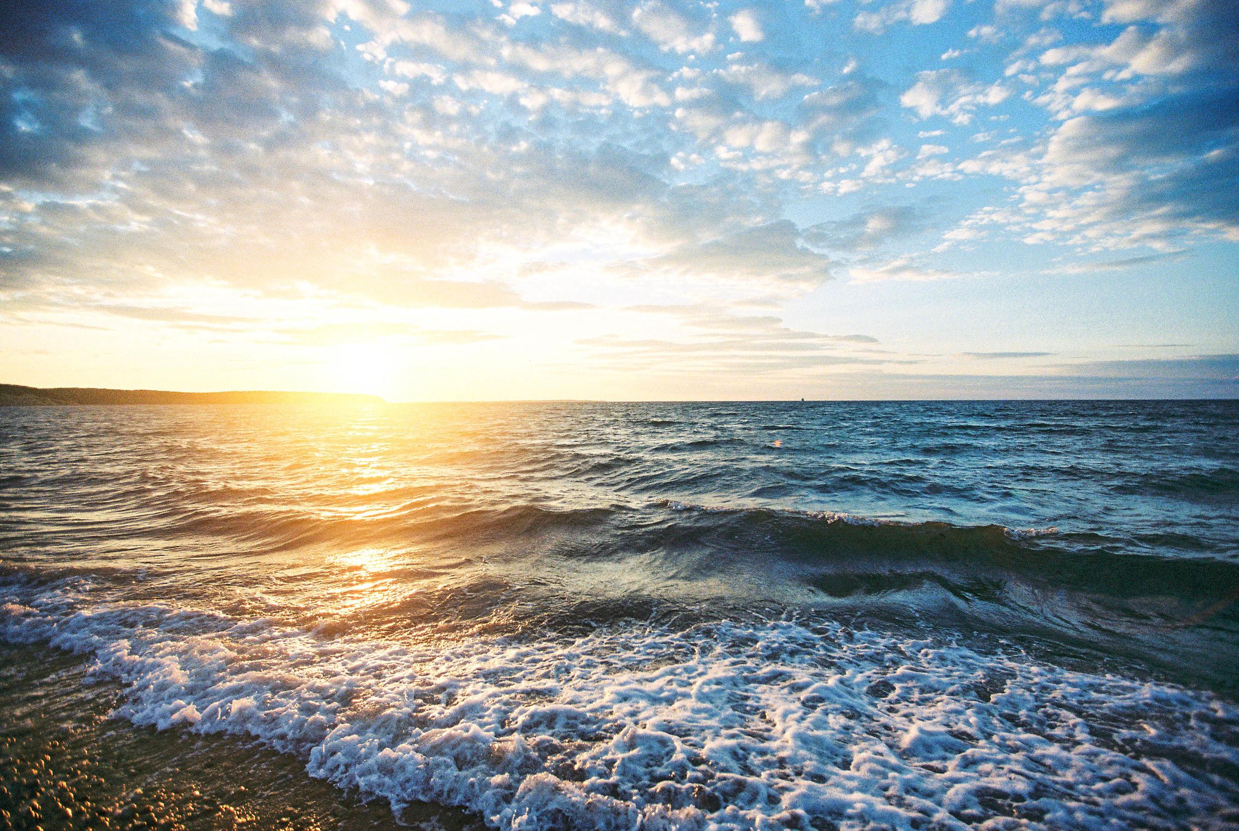 2. sunset on navy beach.jpg