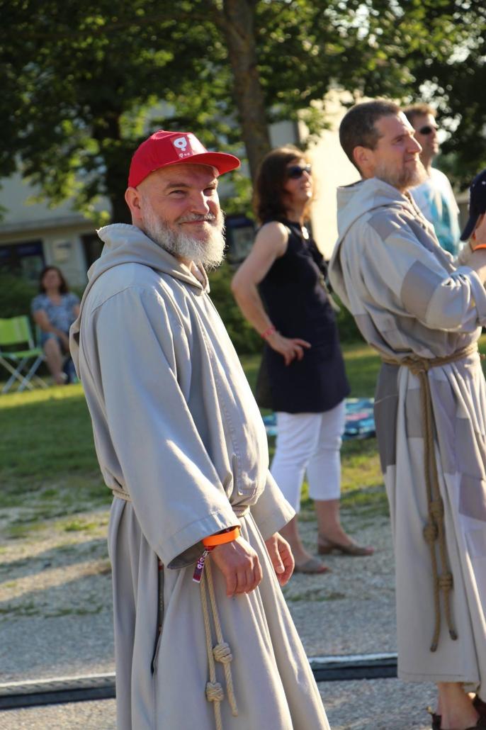 The man, the myth, the saint... Fr. Paulos