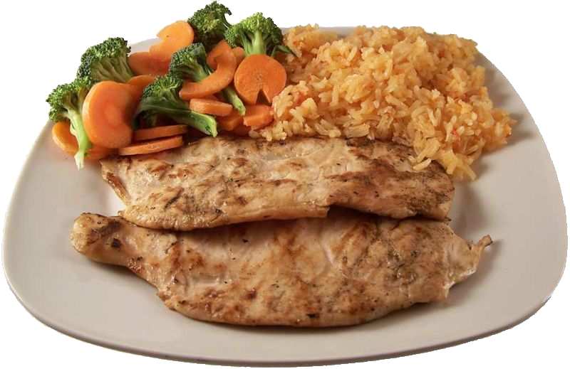 Grilled Chicken Breast  Tenderized and grilled to perfection. $16.99