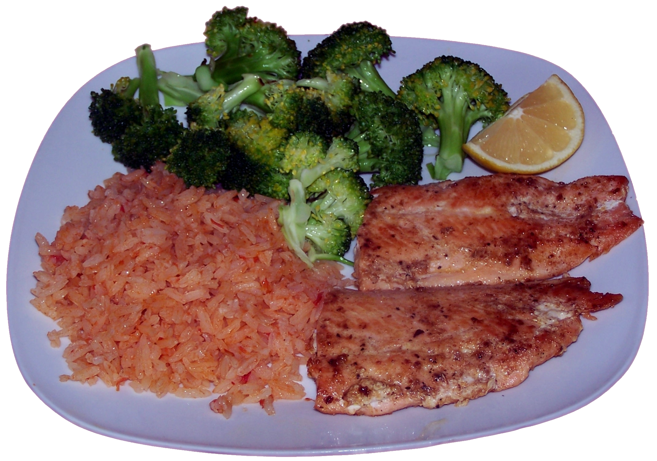 Salmon  Salmon sauteed in a tasty cajun and butter sauce. $19.99
