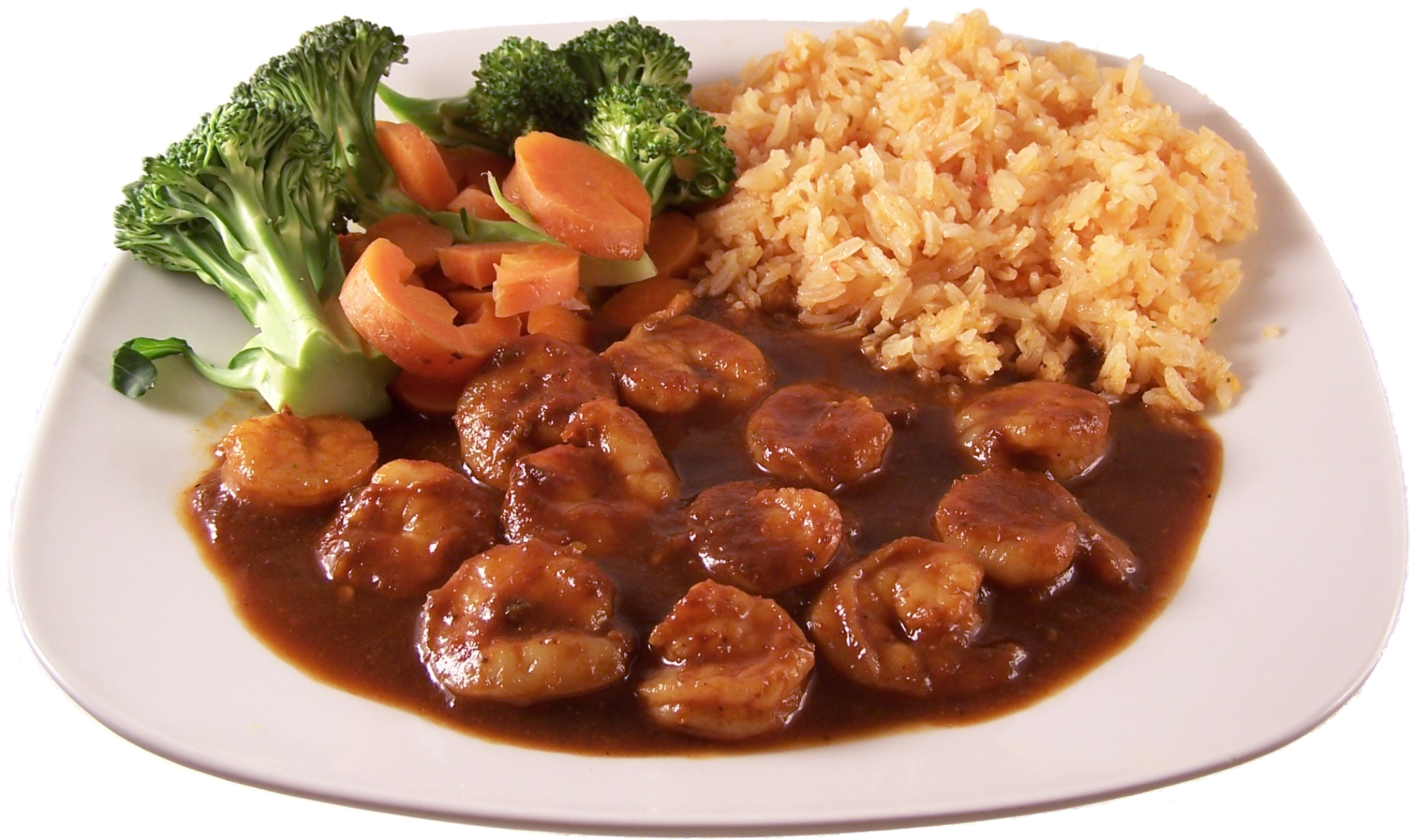 Chipotle Shrimp  Shrimp sauteed in a hot, mouth-watering chipotle sauce. $18.99