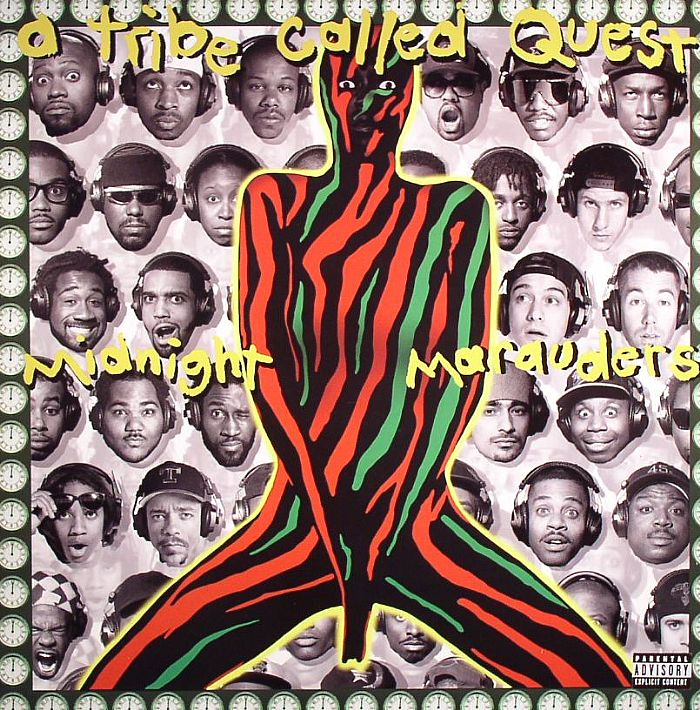 Tribe Called Quest - Midnight Marauders (1993)