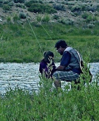 Family Fly Fishing
