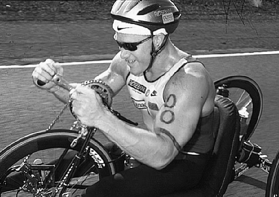 Hawaiian Ironman first attempt 1995