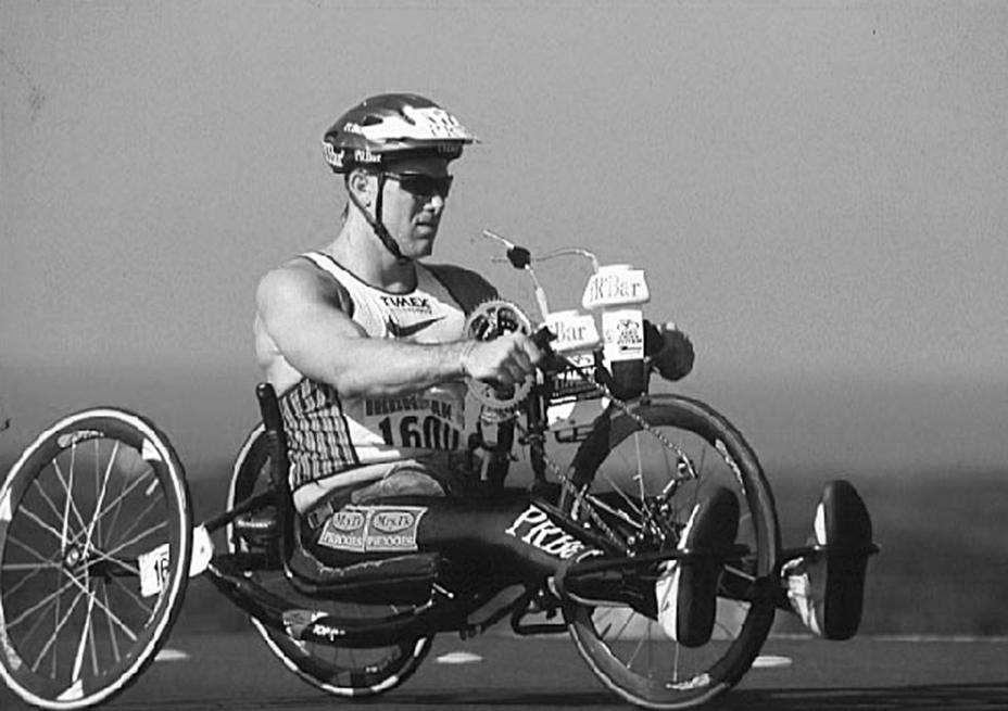 Hawaiian Ironman second attempt 1996