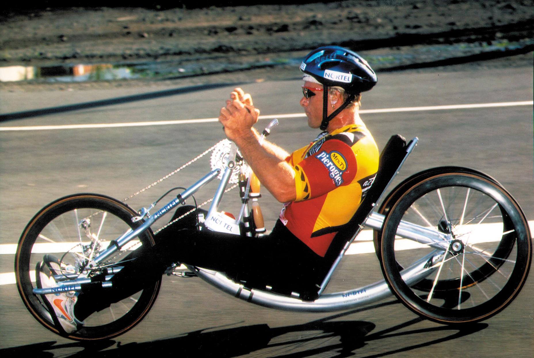 Hawaiian Ironman third and final attempt 1997