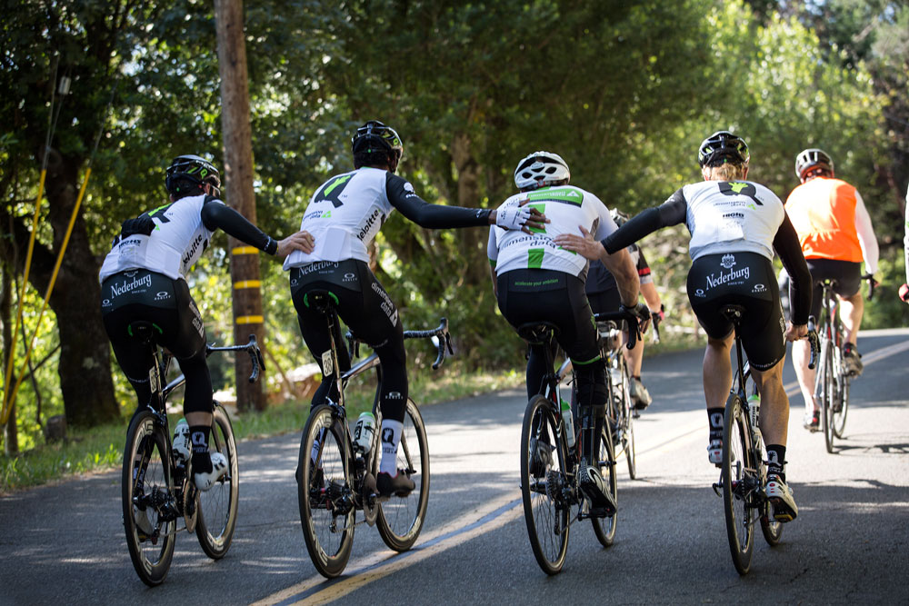 MS Charity Bike Ride