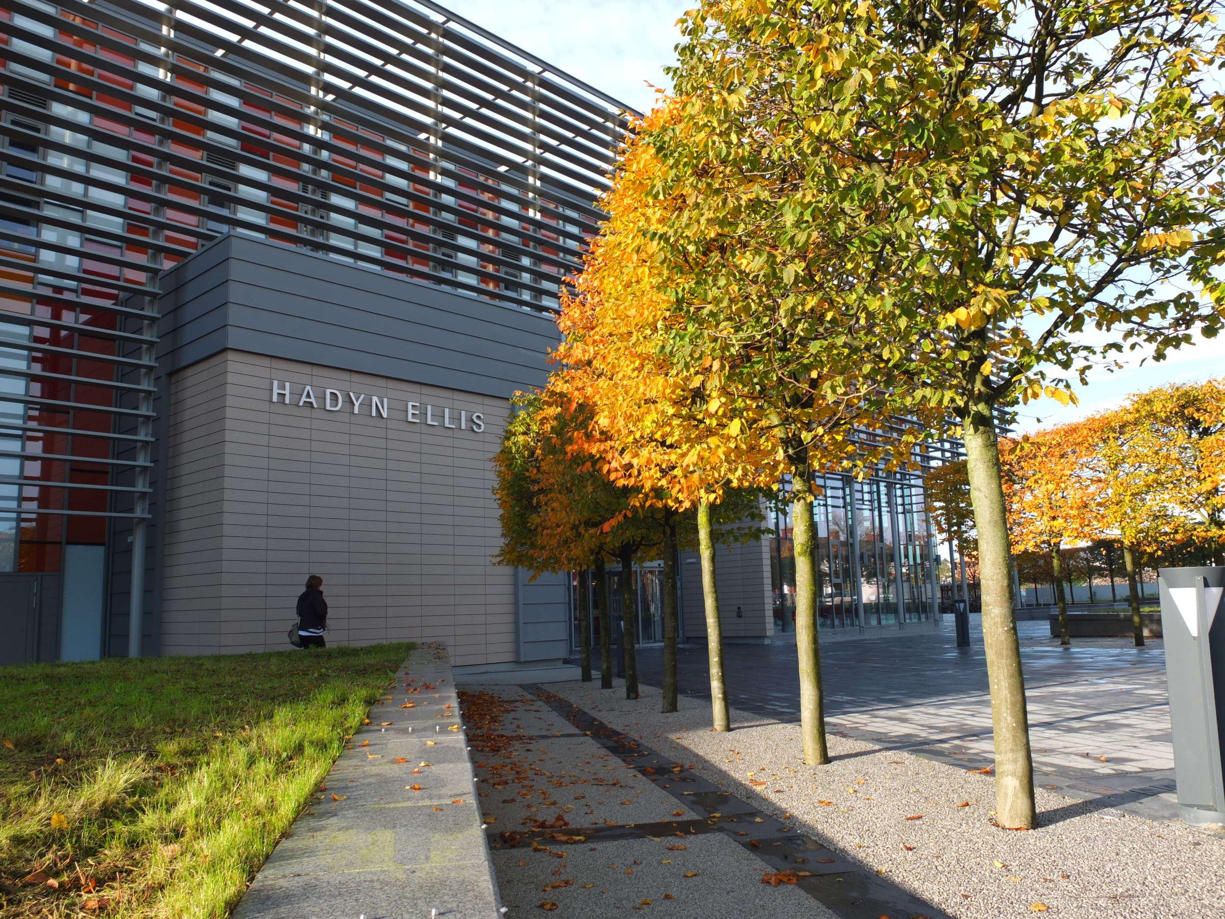 Hayden Elis Building, Maindy Campus, Cardiff University