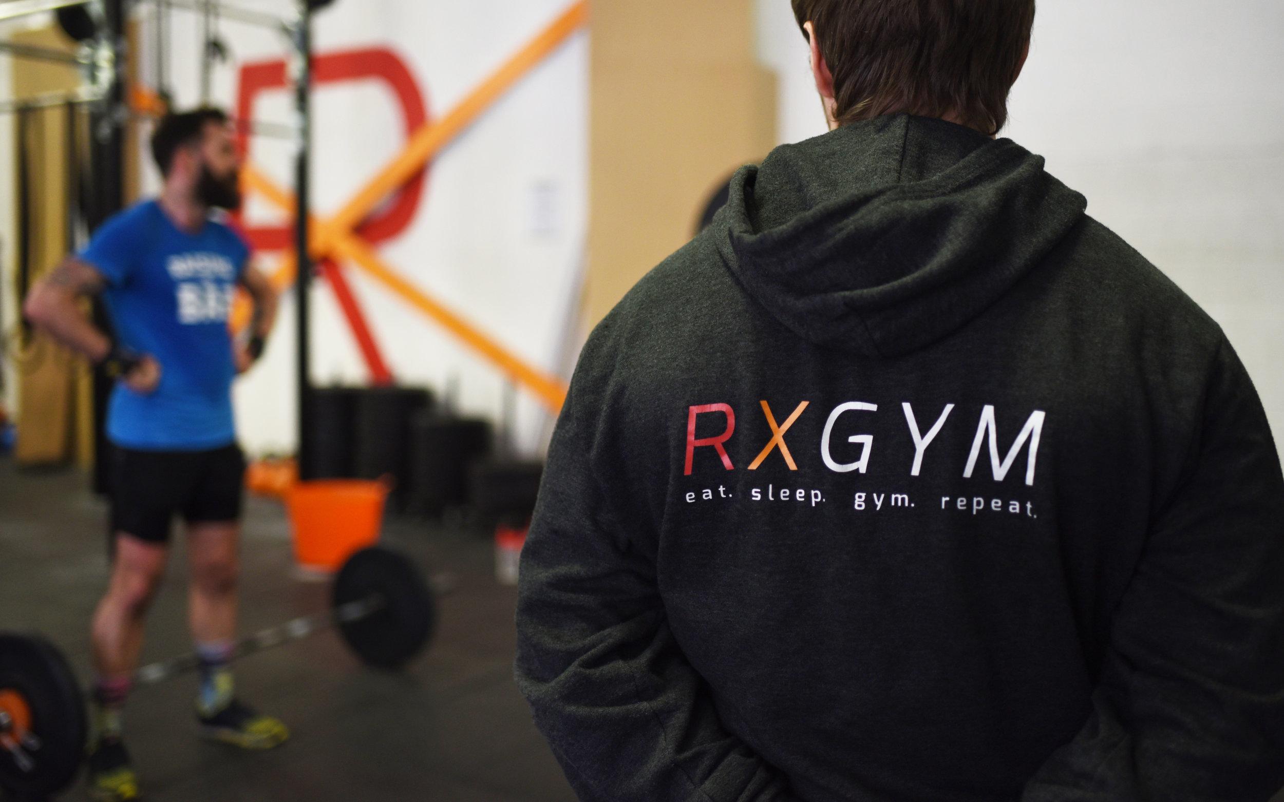 RX GYM, DIDSBURY