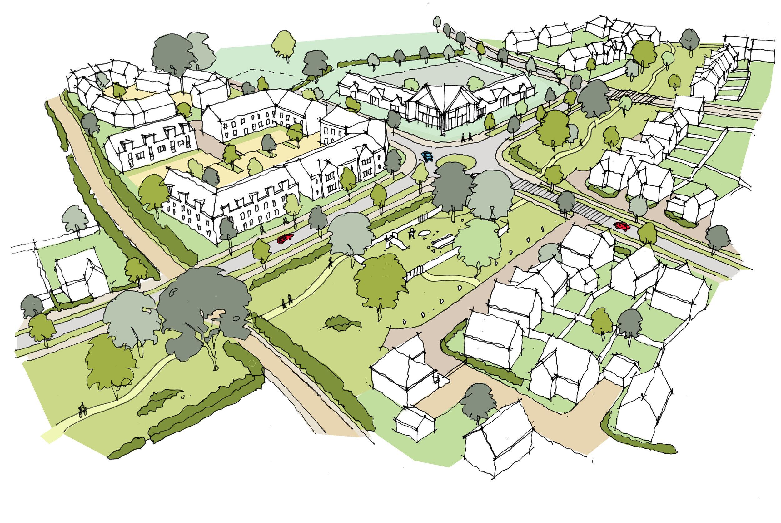 Great Milton Garden Village Design Code