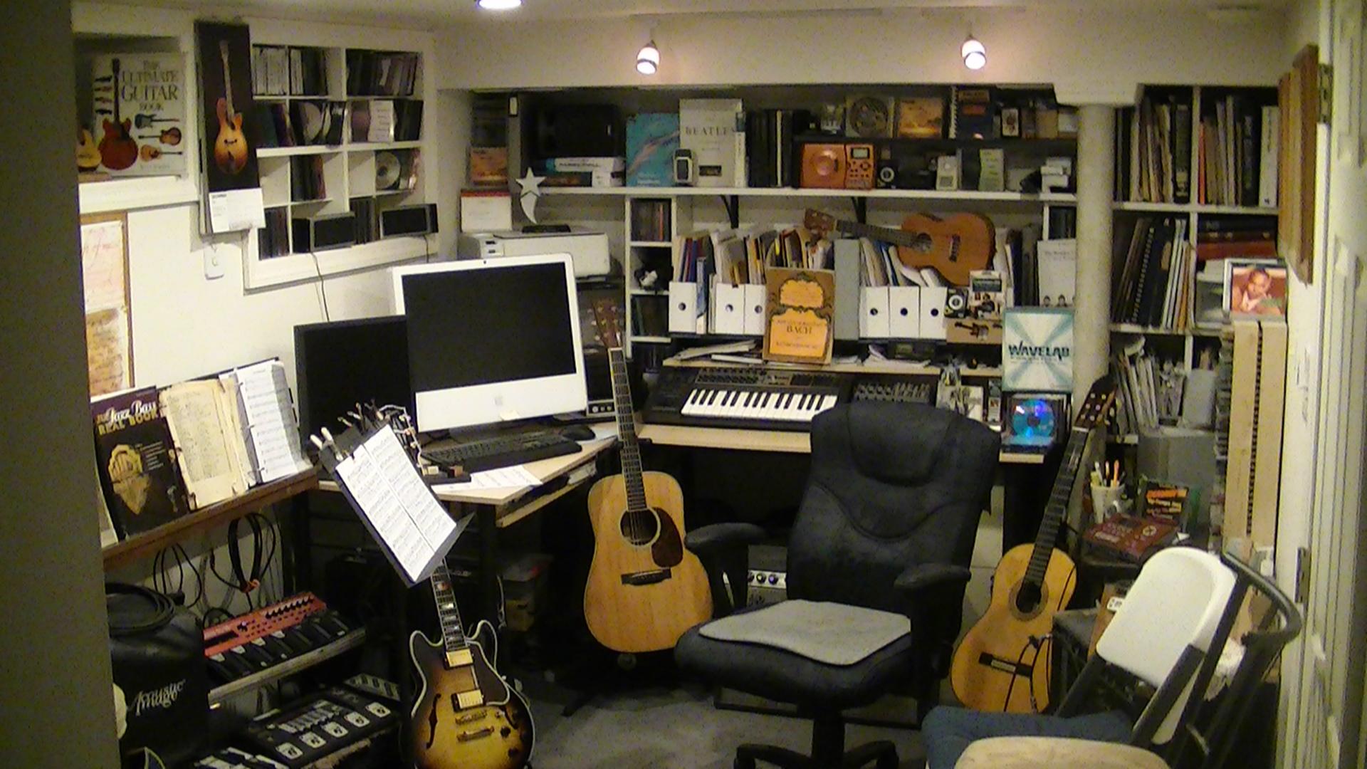 Fred's Studio