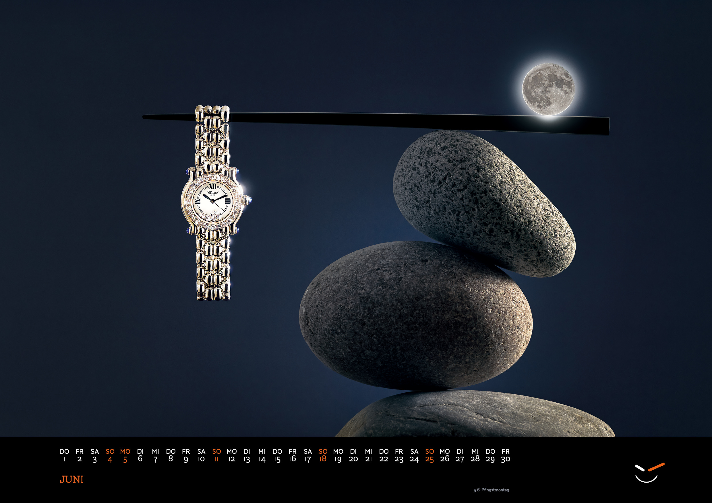 Kopie von Chopard, Flying Diamonds